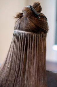Best Hair Extensions For Fine Thin Hair Pleij Salon Spa
